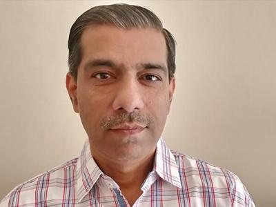 Dr Ajay Deshpande
